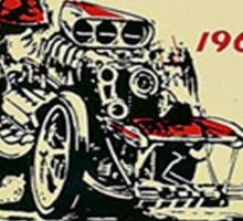 1966 Bakersville Championship Sticker