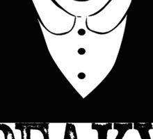The Peaky Blinders Sticker