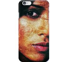 Dania Rmirez iPhone Case/Skin