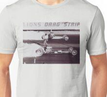 Lions Drag Strip Unisex T-Shirt