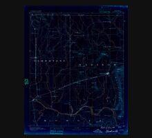 USGS TOPO Map Alabama AL Huntsville 305847 1888 125000 Inverted Unisex T-Shirt