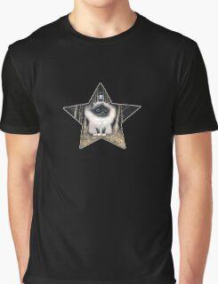 Skaredy Cat Graphic T-Shirt