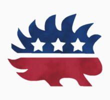 Libertarian Porcupine by mreedd