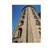 The Round Tower: Copenhagen Art Print