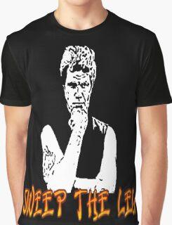 Karate Kid: Sweep the Leg! Graphic T-Shirt