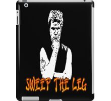 Karate Kid: Sweep the Leg! iPad Case/Skin