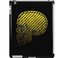 Warning Skull iPad Case/Skin