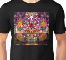 EYE CAN SEE IN ALL DIRECTIONS 1 Unisex T-Shirt