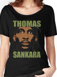Thomas Sankara-3 Women's Relaxed Fit T-Shirt