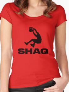 Shaquille Rashaun O'Neal Women's Fitted Scoop T-Shirt