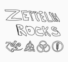 Led Zeppelin Rocks! by ZoSo6