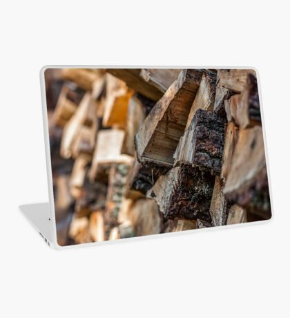 Logs Laptop Skin