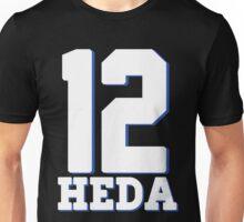 Heda Lexa 12' Varsity [White] Unisex T-Shirt