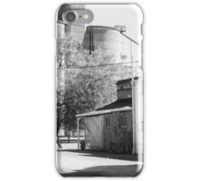 The Pub Across from the Silos iPhone Case/Skin