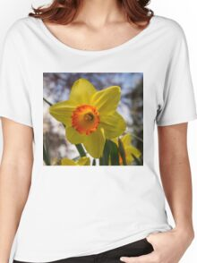 Happy Spring Blossom Women's Relaxed Fit T-Shirt