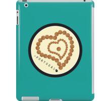 Symbols of Portugal - Cork iPad Case/Skin
