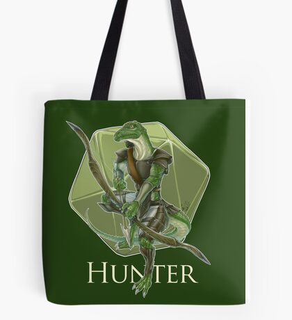 Dungeons And Dragons Hunter Tote Bag
