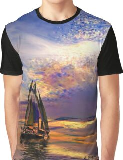 SERENITY, by E. Giupponi Graphic T-Shirt