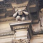 Glasgow Savings Bank Detail (2) by MagsWilliamson