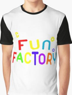 FUN FACTORY Graphic T-Shirt
