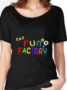 FUN FACTORY Women's Relaxed Fit T-Shirt