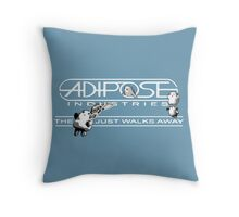Adipose Industries Throw Pillow