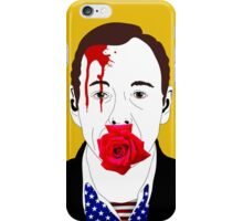 American Beauty - Minimalistic Poster Design iPhone Case/Skin