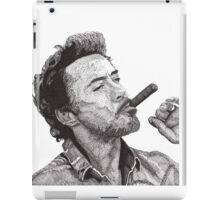 Robert iPad Case/Skin