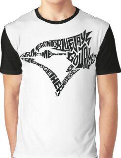 Toronto Blue Jays (black) Graphic T-Shirt