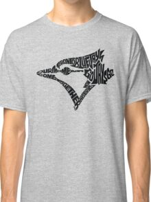 Toronto Blue Jays (black) Classic T-Shirt