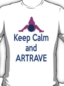 Lady GaGa ArtPop T shirt 1 - Keep Calm and ARTRAVE T-Shirt