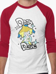 Doom Desire Men's Baseball ¾ T-Shirt