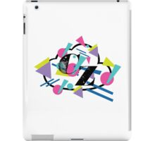 Comfort Zone Logo iPad Case/Skin