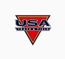 Team USA - Track and Field emblem Unisex T-Shirt