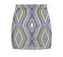Blue LEaved Birch Forest Mini Skirt