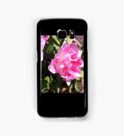 Flower phone case Samsung Galaxy Case/Skin