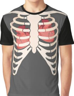 Timelord hearts Graphic T-Shirt