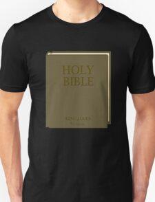 Holy Bible iPhone / Samsung Galaxy Case Unisex T-Shirt