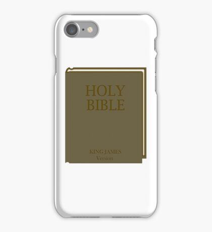 Holy Bible iPhone / Samsung Galaxy Case iPhone Case/Skin