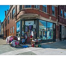 Second Hand Shop Pilsen by Harvey Tillis