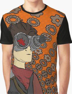 Professor Gyrus Graphic T-Shirt