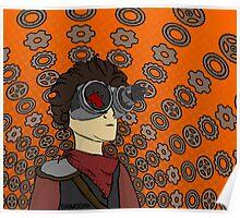 Professor Gyrus Poster