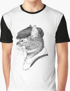 George the Working Man Graphic T-Shirt