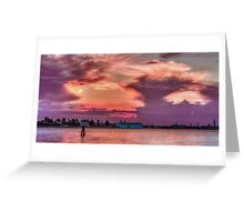 Dusk in Venice Greeting Card