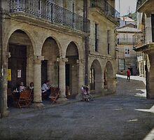 Rúas de Ribadavia by rentedochan