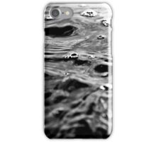 Black and White Ocean iPhone Case/Skin