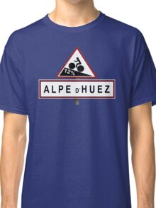 Alpe d'Huez Road Sign Cycling Classic T-Shirt