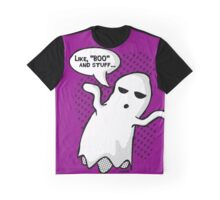 BOO and Stuff Graphic T-Shirt