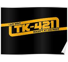 TK-421 Poster