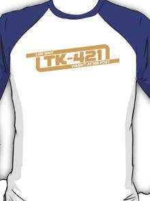 TK-421 T-Shirt